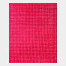 bright red painting