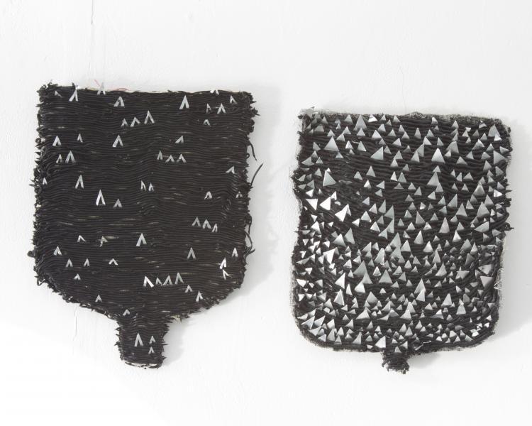 Cosmic Knitting bags