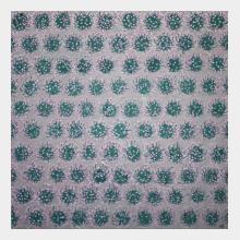 abstract grey green pink  Atlantic